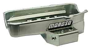 Moroso 21811 - Moroso Road Race Oil Pans