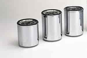Moroso 22400 - Moroso Chrome Oil Filters