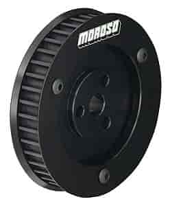 Moroso 23540 - Moroso Radius Tooth Vacuum Pump Pulleys