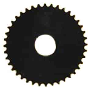 Moroso 23558 - Moroso Radius Tooth Alternator Pulley