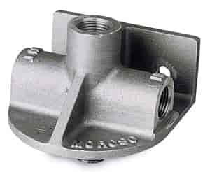 Moroso 23710 - Moroso Remote Oil Filter Mount