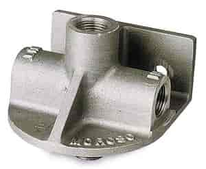 Moroso 23750 - Moroso Remote Oil Filter Mount