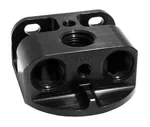 Moroso 23764 - Moroso Remote Oil Filter Mount