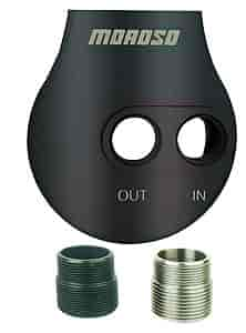Moroso 23766 - Moroso Remote Oil Filter Mount