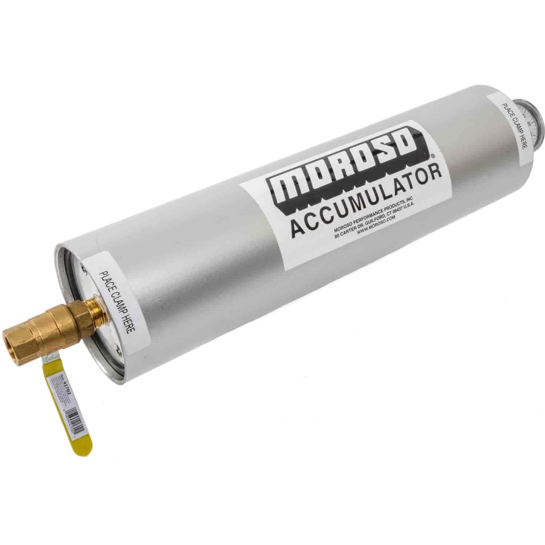 Moroso Oil Accumulator Capacity: 3 quarts