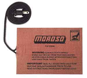 Moroso 23996 - Moroso Heating Pads