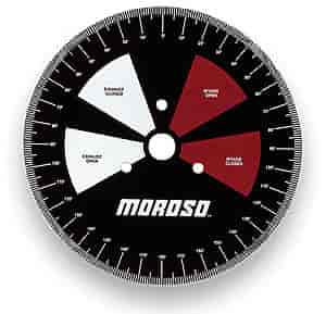 Moroso 62190 - Moroso Degree Wheels