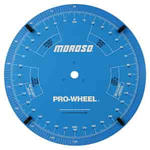 Moroso 62192 - Moroso Degree Wheels