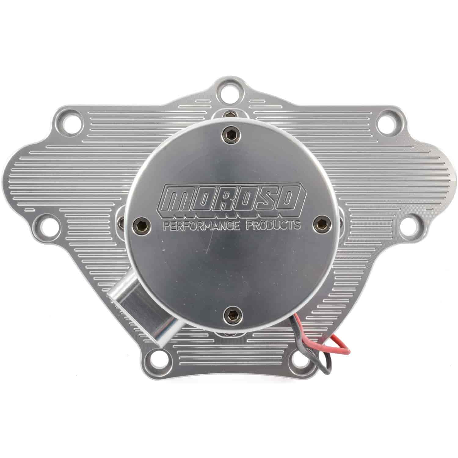 Moroso 63514 Remote Water Pump Adapter Kit for Chrysler 273-360 Series Engine