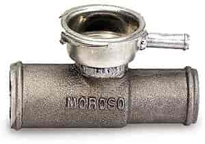 Moroso 63740 - Moroso Radiator Hose Fillers and Drains