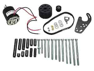 Moroso 63750 - Moroso Electric Water Pump Drive Kit