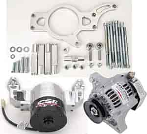 Moroso 63828K - Moroso Alternator/Vacuum Pump Mount Kits for Electric Water Pumps