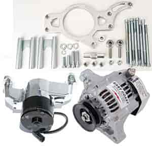 Moroso 63829K - Moroso Alternator/Vacuum Pump Mount Kits for Electric Water Pumps