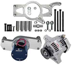 Moroso 63832K - Moroso Alternator/Vacuum Pump Mount Kits for Electric Water Pumps