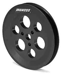 Moroso 64885 - Moroso V-Belt Racing Pulleys