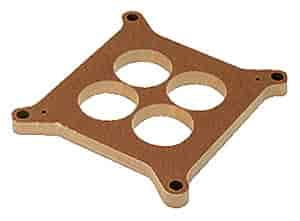 Moroso 64943 - Moroso Carburetor Spacers - Insulating Plastic & Phenolic