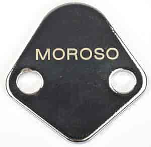 Moroso 65394 - Moroso Fuel Pump Block-Off Plates