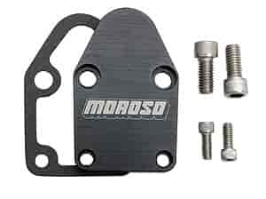 Moroso 65395 - Moroso Fuel Pump Block-Off Plates