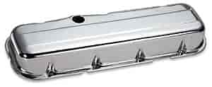 Moroso 68397 - Moroso Stamped Steel Valve Covers