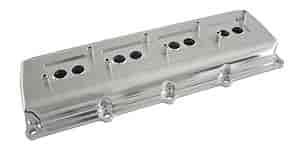 Moroso 68467 - Moroso Fabricated Aluminum Valve Covers