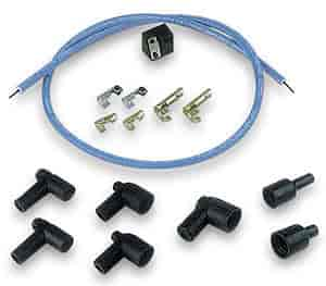 Moroso 73235 - Moroso Blue Max Coil Wire Kit