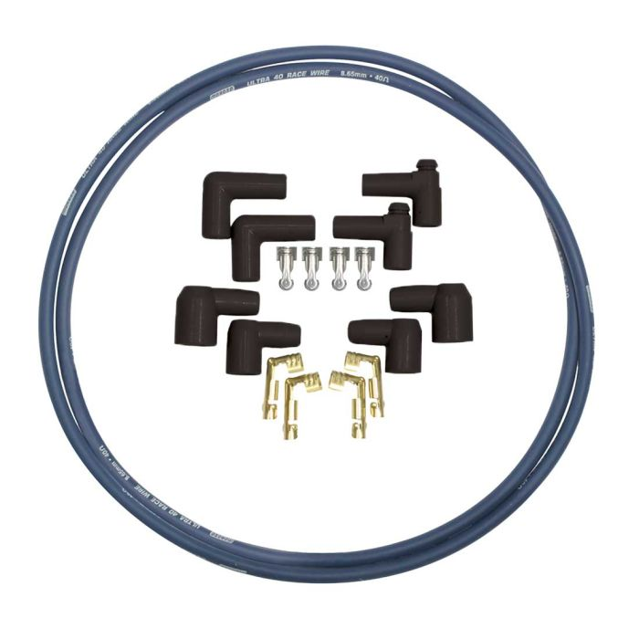 Moroso 73237 - Moroso Ultra 40 Unsleeved Coil Wire Kit
