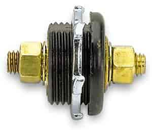 Moroso 74145 - Moroso Thru-Panel Battery Connectors