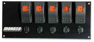 Moroso 74181 - Moroso Rocker Switch Panels