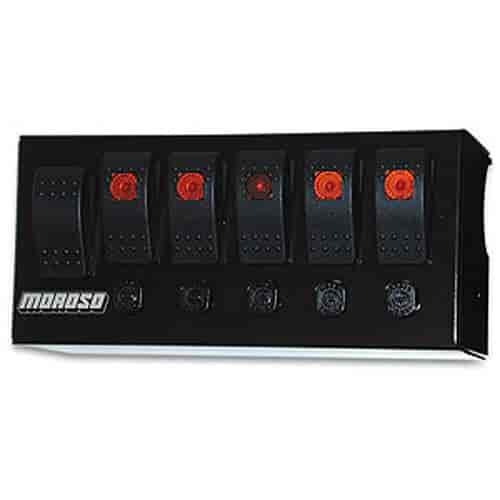 Moroso 74190 - Moroso Rocker Switch Panels