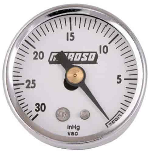 Moroso 89610 - Moroso Racing Vacuum Pumps & Accessories