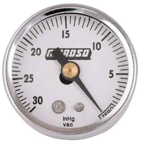 vacuum gauges | JEGS