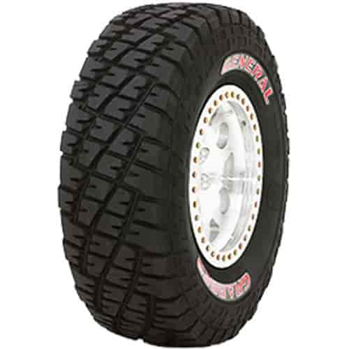 General Tire 32836 Grabber Red Letter 31X105R15 Overall