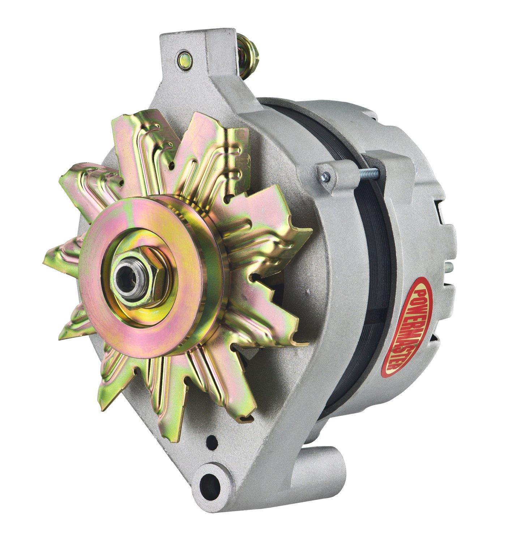 [ZTBE_9966]  Powermaster 7078: 1G Style Ford Alternator 75 Amp | JEGS | Ford Powermaster Alternators Wiring |  | Jegs