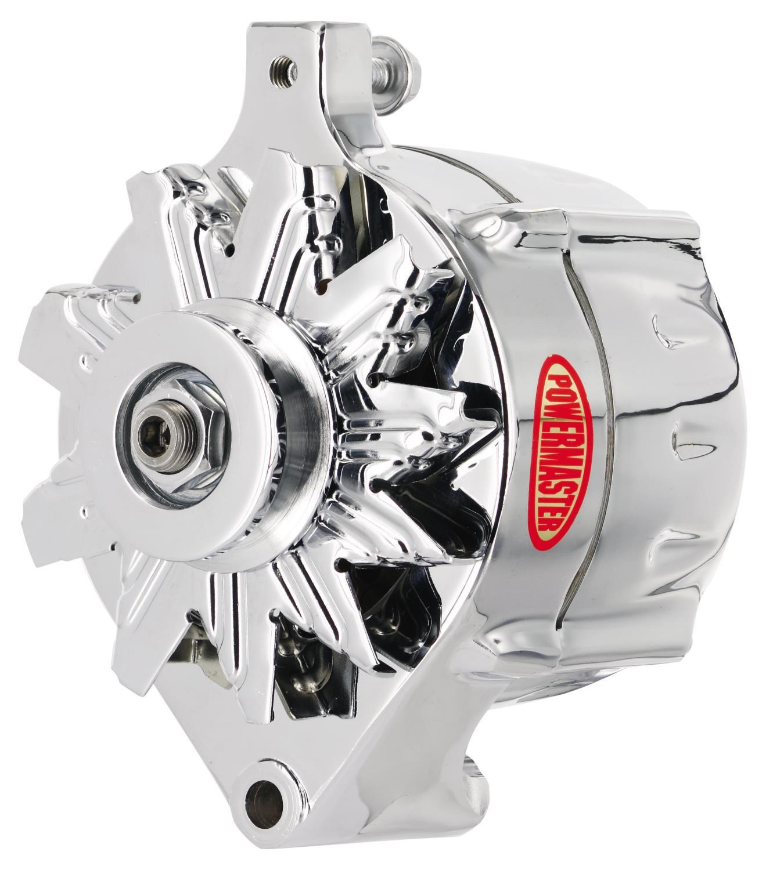 Powermaster 8 37141 Motorcraft Upgrade Alternator Chrome Jegs 4g Wiring Diagram