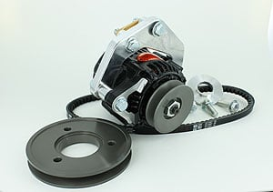 Powermaster 8-875 - Powermaster Pro Series Alternators and Mount Kits