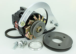 Powermaster 8-8978 - Powermaster Pro Series Alternators and Mount Kits