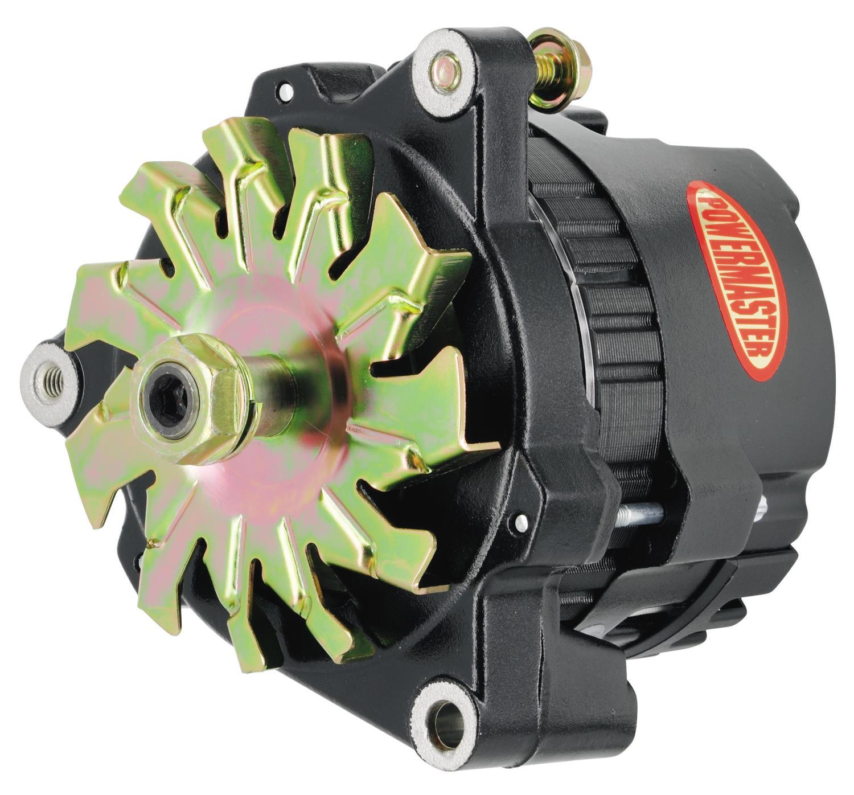 Powermaster 8072 Cs121 Alternator 100 Amp Jegs Gm Wiring