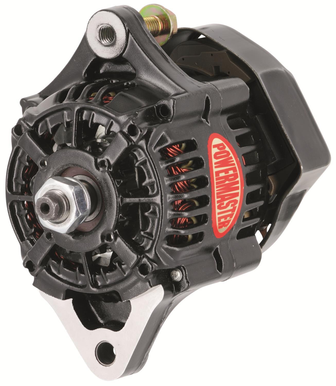 Alternator 55 Amp 1 Wire Powermaster 8162