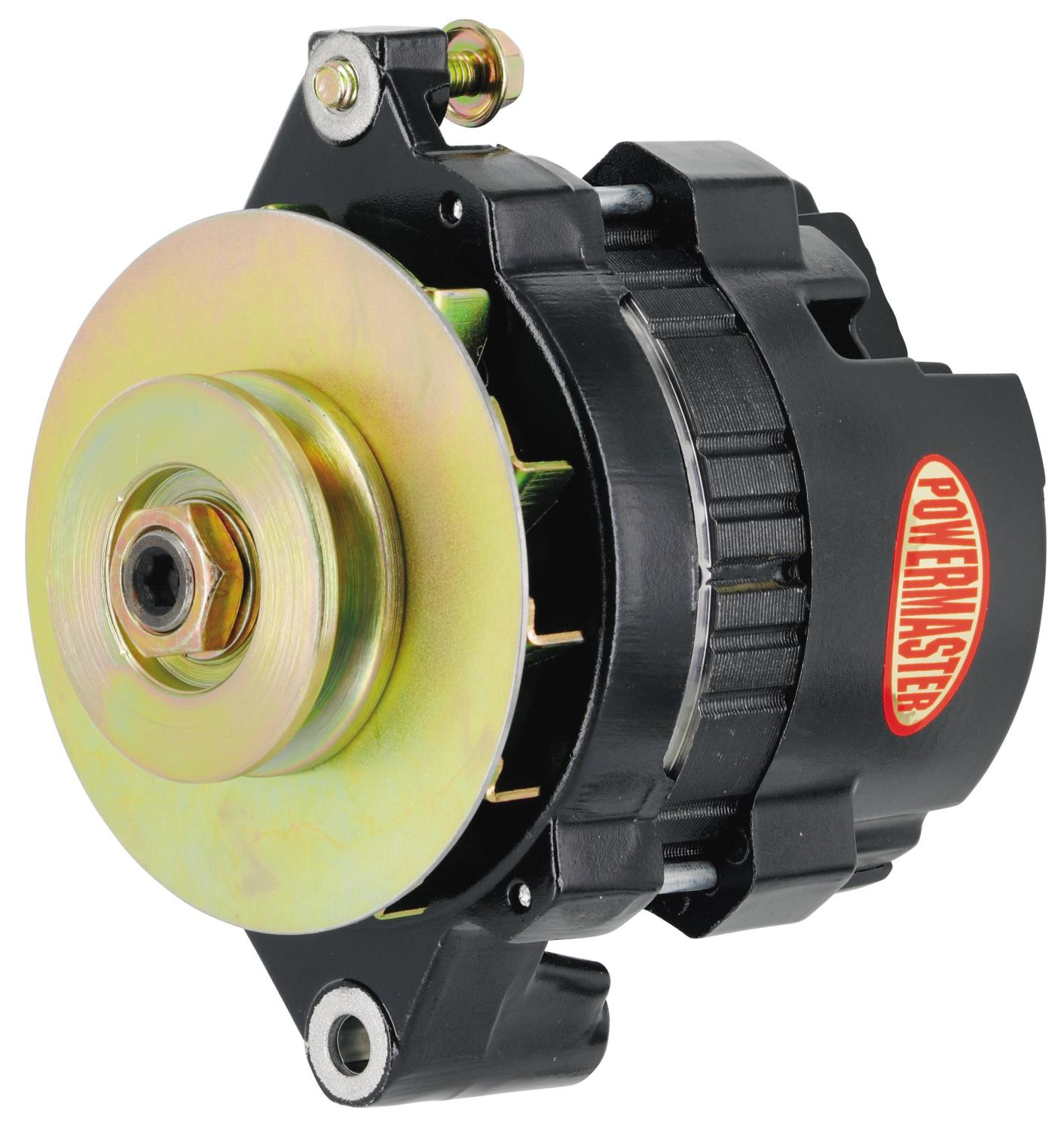 Powermaster 8466 - Powermaster GM CS121 Style 5x5 Compact Race Alternators