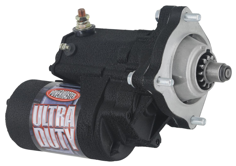 Powermaster 9051 Ultraduty Diesel Starter 1994 2003 Ford F250 F350 1990 350 Solenoid Wiring