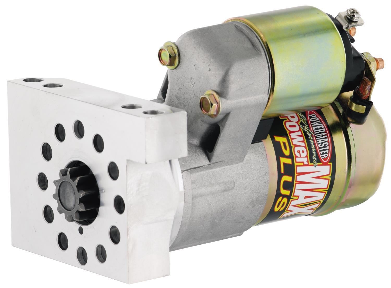 Powermax Mini Starter Small Block Chevy