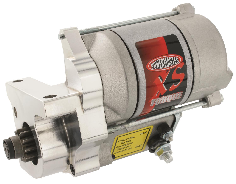 Powermaster XS Torque Starter Chevy 153-Tooth Flywheel