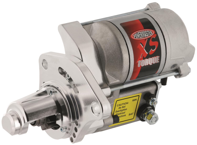 Powermaster 9523: XS Torque Starter 1965-87 Chrysler (Clockable) | JEGS