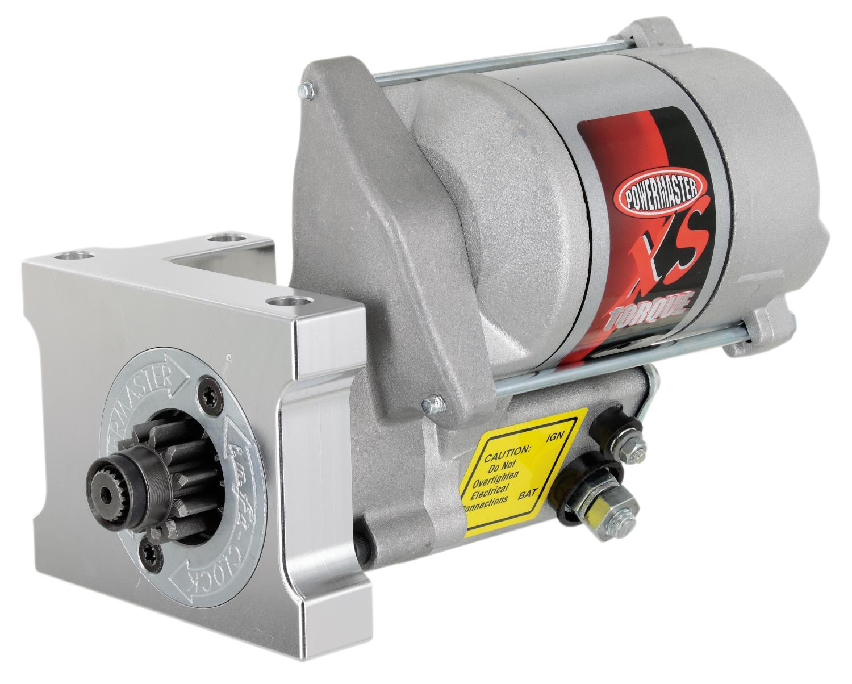 Powermaster XS Torque Starter Chevy 168-Tooth Flywheel (Staggered Mount)