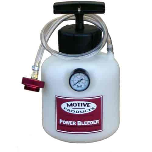 Motive Products 0102 - Motive Products Brake Power Bleeders and Accessories