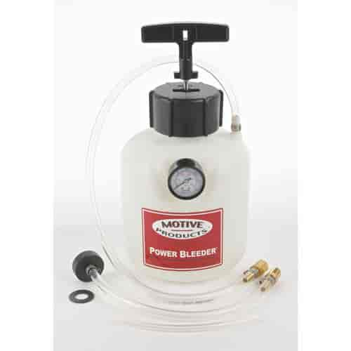 Motive Products 0104 - Motive Products Brake Power Bleeders and Accessories