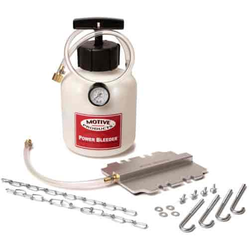 Motive Products 0105 - Motive Products Brake Power Bleeders and Accessories
