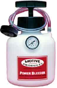Motive Products 0106 - Motive Products Brake Power Bleeders and Accessories