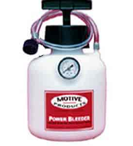Motive Products 0110 - Motive Products Brake Power Bleeders and Accessories