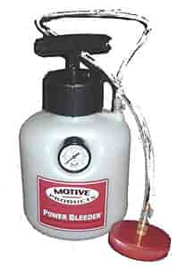 Motive Products 0111 - Motive Products Brake Power Bleeders and Accessories